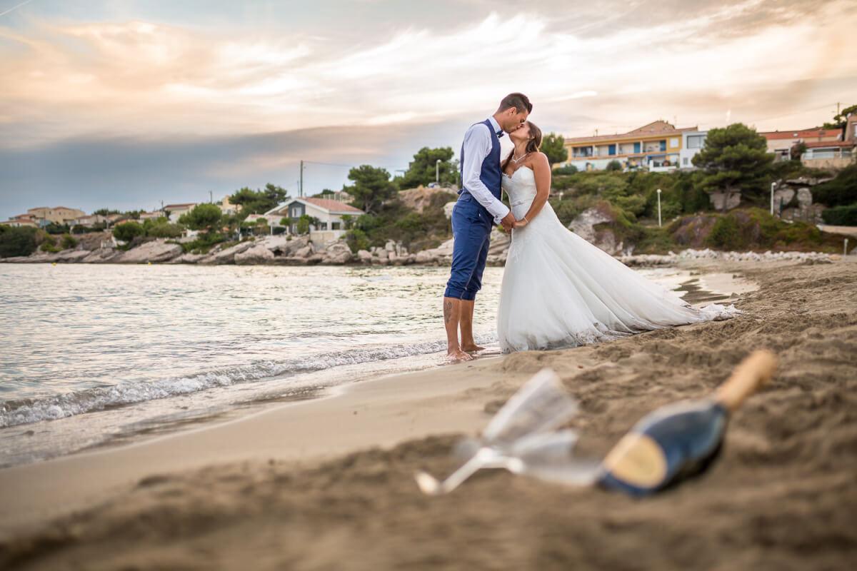 photo de mariage aix