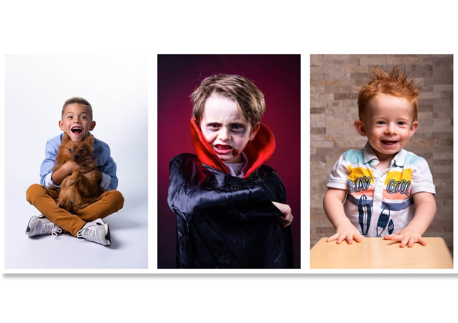 studio photo enfant photographe