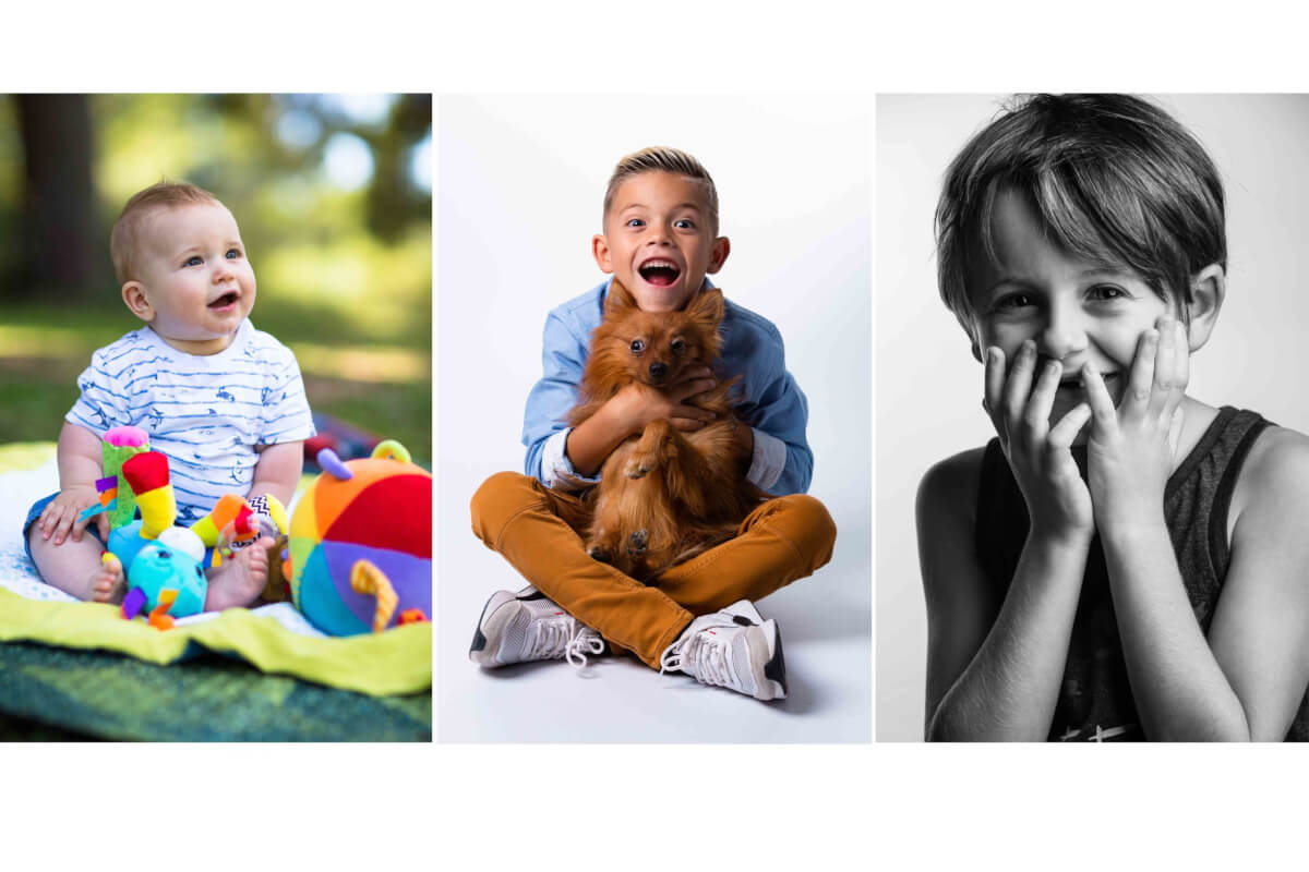 Photographe enfant Chateauneuf les Martigues